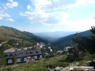 Maliciosa- Senderismo Luna Llena; excursiones vizcaya sierra de alcaraz  valle de teverga asturias